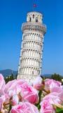 Ιταλία που κλίνει τον πύργο της Πίζας Στοκ φωτογραφία με δικαίωμα ελεύθερης χρήσης