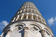 Ιταλία που κλίνει τον πύργ Στοκ Εικόνα