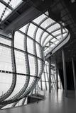 Ιταλία Ρώμη 14 Απριλίου 2018 Σύγχρονο κτήριο αρχιτεκτονικής σύννεφων Στοκ φωτογραφία με δικαίωμα ελεύθερης χρήσης