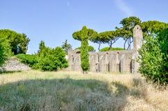 Ιταλία Ρώμη Μέσω Appia Στοκ εικόνες με δικαίωμα ελεύθερης χρήσης