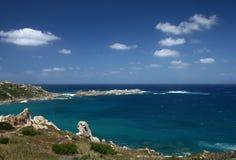 Ιταλία Σαρδηνία Στοκ Φωτογραφίες