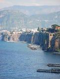 Ιταλία Σορέντο Στοκ εικόνες με δικαίωμα ελεύθερης χρήσης