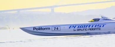 Ιταλία, σουηδικά Grand Prix 2010 Στοκ Εικόνες