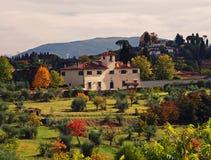 Ιταλία Τοσκάνη Στοκ Φωτογραφίες