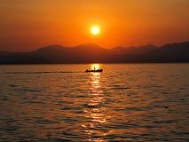 Ιταλία, Lago Di garda Στοκ Φωτογραφία