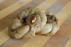 Ιταλικά αλμυρά μπισκότα Στοκ εικόνες με δικαίωμα ελεύθερης χρήσης