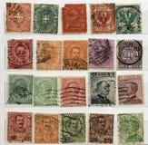 ιταλικά γραμματόσημα Στοκ εικόνες με δικαίωμα ελεύθερης χρήσης