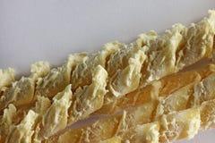 Ιταλικά ζυμαρικά - busiate- στοκ εικόνες με δικαίωμα ελεύθερης χρήσης