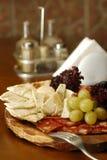 ιταλικά πρόχειρα φαγητά Στοκ Φωτογραφίες