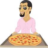 Ιταλικά τρόφιμα Απεικόνιση αποθεμάτων