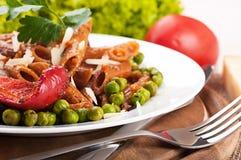 Ιταλικά macaronis στοκ φωτογραφία με δικαίωμα ελεύθερης χρήσης