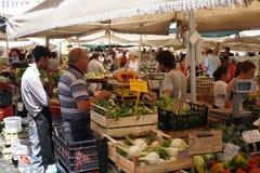 Ιταλική αγορά αγροτών ` Στοκ εικόνες με δικαίωμα ελεύθερης χρήσης