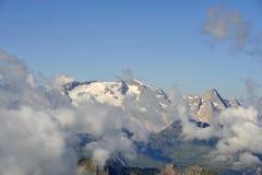ιταλική αιχμή marmolada ορών στοκ εικόνες
