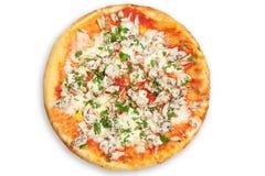 ιταλική πίτσα Στοκ Φωτογραφία