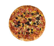 ιταλική πίτσα Στοκ Εικόνα