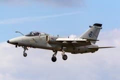 Ιταλική Πολεμική Αεροπορία Aeronautica Militare Italiana AMX διεθνές AMX α-11 αεροσκάφη επίγειας επίθεσης MM7115 Στοκ Φωτογραφία