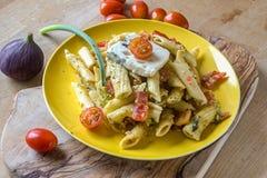 Ιταλική σαλάτα νουντλς στοκ φωτογραφία με δικαίωμα ελεύθερης χρήσης