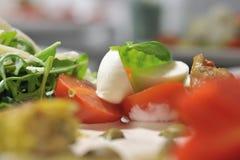 ιταλική σαλάτα Στοκ Εικόνες