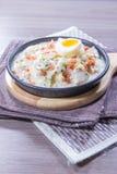 Ιταλική φωτογραφία κουζίνας του risotto Στοκ Εικόνα