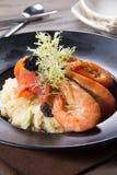 Ιταλική φωτογραφία κουζίνας του risotto Στοκ φωτογραφίες με δικαίωμα ελεύθερης χρήσης