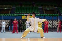 ιταλικός γύρος kung ηρώων fu το&upsi Στοκ Φωτογραφία