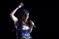 ιταλικός τραγουδιστής paus στοκ φωτογραφίες με δικαίωμα ελεύθερης χρήσης