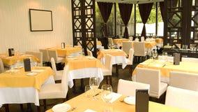 ιταλικό εστιατόριο Στοκ Εικόνα