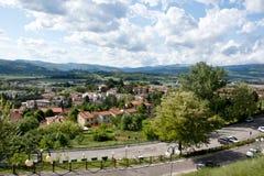 ιταλικό χωριό στοκ φωτογραφία