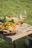 Ιταλικό aperitivo Στοκ εικόνα με δικαίωμα ελεύθερης χρήσης