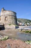 ιταλικό riviera alassio Στοκ εικόνες με δικαίωμα ελεύθερης χρήσης