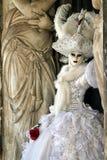 Ιταλία †«Venezia - μάσκα του Κύκνου Στοκ Φωτογραφία