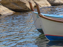 Ιταλία 2017 βάρκες Στοκ φωτογραφία με δικαίωμα ελεύθερης χρήσης