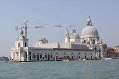 Ιταλία Βενετία Ο καθεδρικός ναός του χαιρετισμού della της Σάντα Μαρία Στοκ φωτογραφία με δικαίωμα ελεύθερης χρήσης