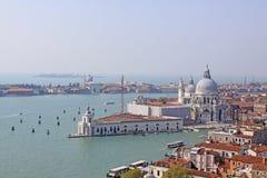 Ιταλία Βενετία Ο καθεδρικός ναός του χαιρετισμού della της Σάντα Μαρία Στοκ εικόνα με δικαίωμα ελεύθερης χρήσης