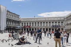 Ιταλία Βενετία Στοκ εικόνα με δικαίωμα ελεύθερης χρήσης