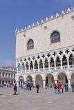 Ιταλία Βενετία doge παλάτι s Στοκ εικόνες με δικαίωμα ελεύθερης χρήσης
