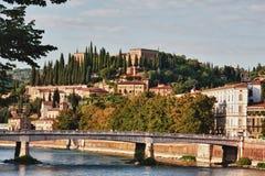 Ιταλία Βερόνα Στοκ Εικόνα
