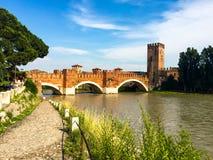 Ιταλία Βερόνα Στοκ Φωτογραφίες