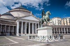 Ιταλία Νάπολη στοκ εικόνα