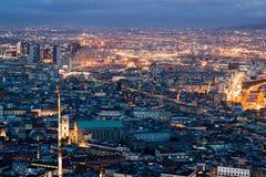 Ιταλία Νάπολη Στοκ φωτογραφία με δικαίωμα ελεύθερης χρήσης