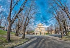 Ιταλία Πίζα Καθεδρικός ναός του SAN Paolo ένα Ripa D'Arno Στοκ Εικόνες