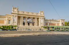 Ιταλία - Ρώμη - μουσείο GNAM Στοκ Φωτογραφία
