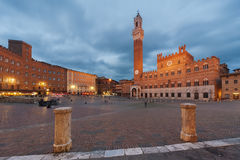 Ιταλία Σιένα Στοκ Εικόνες