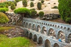 Ιταλία στη μικρογραφία Στοκ Φωτογραφίες