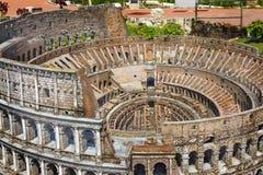 Ιταλία στη μικρογραφία Στοκ Εικόνες