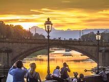 Ιταλία, Τοσκάνη, Φλωρεντία Στοκ φωτογραφία με δικαίωμα ελεύθερης χρήσης