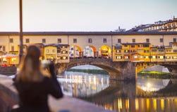 Ιταλία, Φλωρεντία, Στοκ φωτογραφία με δικαίωμα ελεύθερης χρήσης