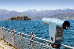 Ιταλία - Isola Bella Στοκ Φωτογραφίες