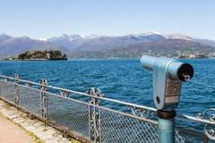 Ιταλία - Isola Bella Στοκ φωτογραφία με δικαίωμα ελεύθερης χρήσης