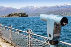 Ιταλία - Isola Bella Στοκ Εικόνες